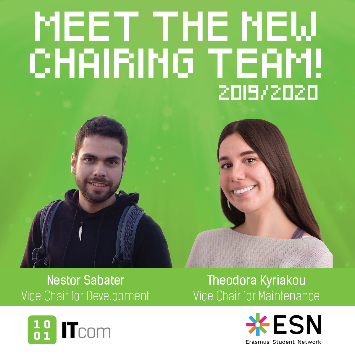 Nestor Sabater, new Vice-chair for development in ESN ITcom