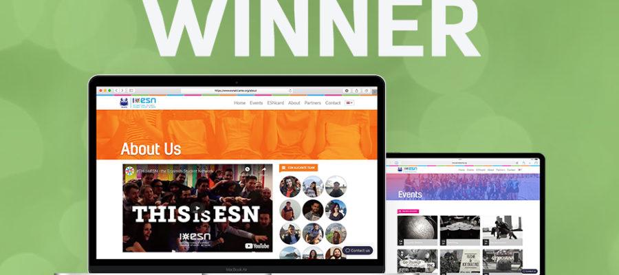 esn staraward winner 2018-2019