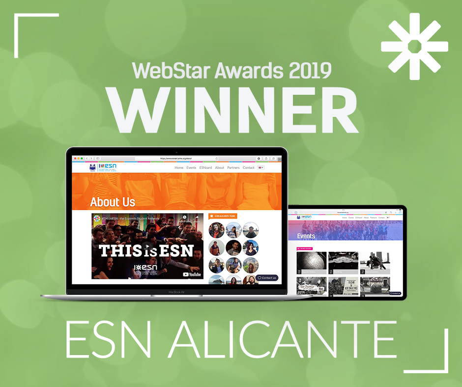 esn staraward winner 2018-2019
